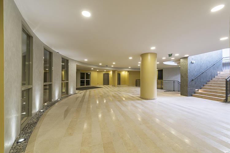 Conseil, aménagement, conception et réalisation des espaces de la société Aquila par CDB, Meet you there.