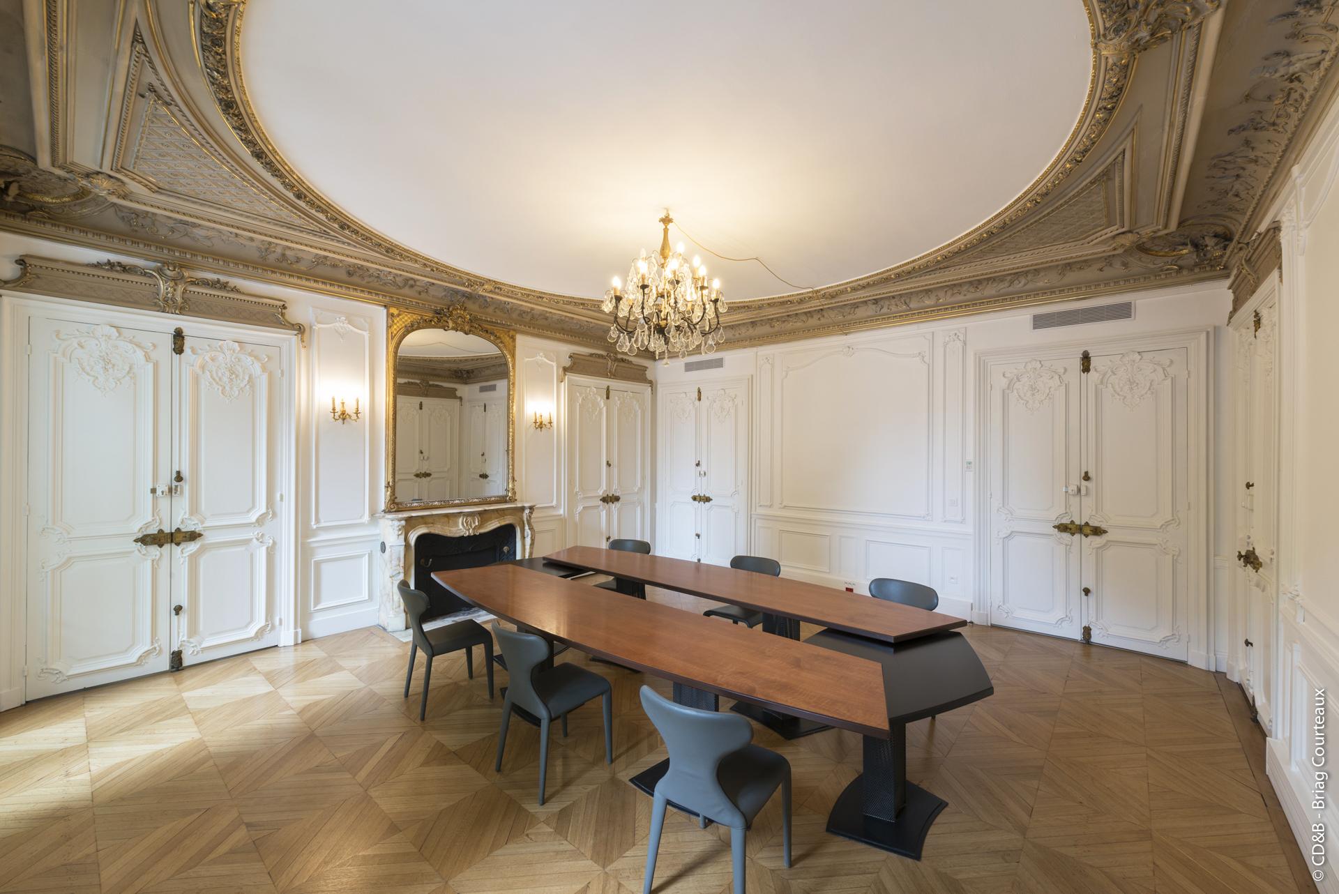 Conseil, aménagement, conception et réalisation des espaces de la société Repco par CDB, Meet you there.