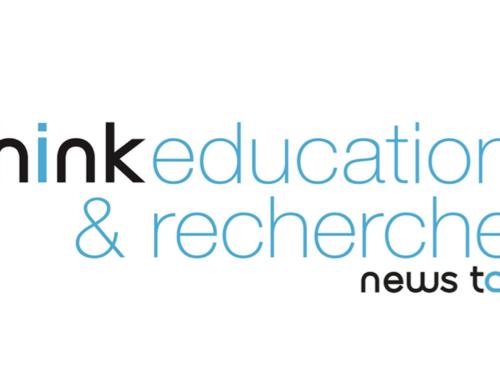 Think Education : un salon centré sur l'innovation dans l'enseignement