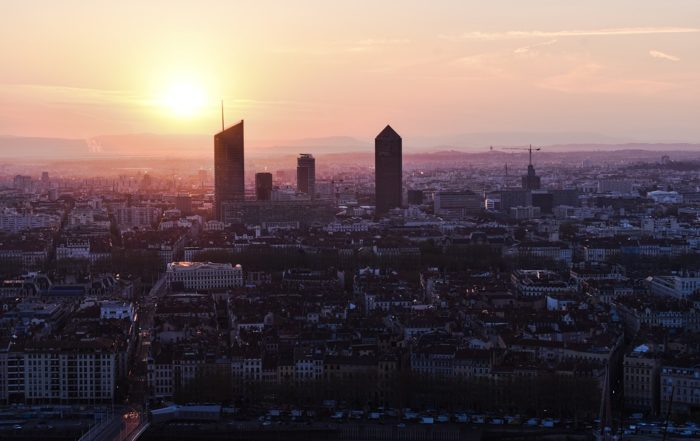 CDB - Le boom des quartiers d'affaires Lyonnais
