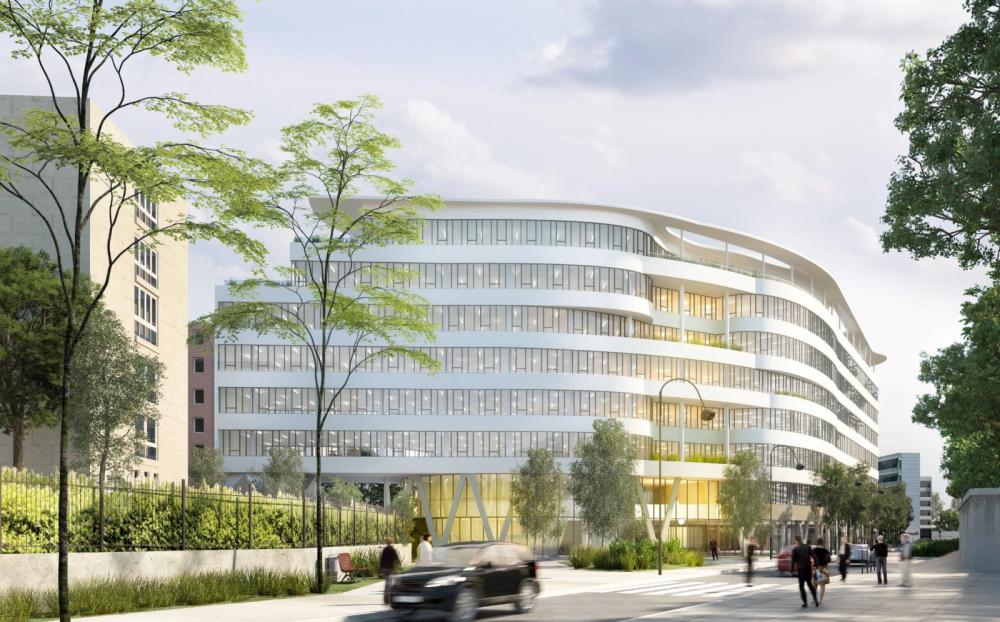 Rueil-Malmaison : Danone France choisit CDB pour l'aménagement de Convergence