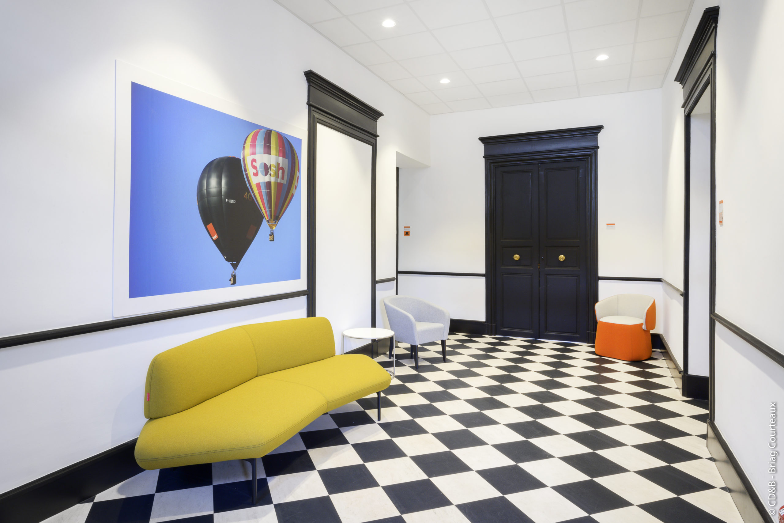 Annonay : de nouveaux bureaux pour Orange