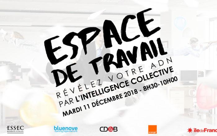 CDB Actualités I Espaces de travail : révélez votre ADN par l'intelligence collective