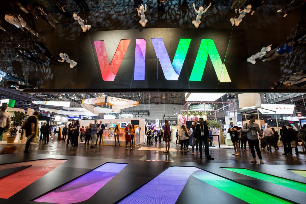 CDB Actualités I VivaTech : les robots font leur show