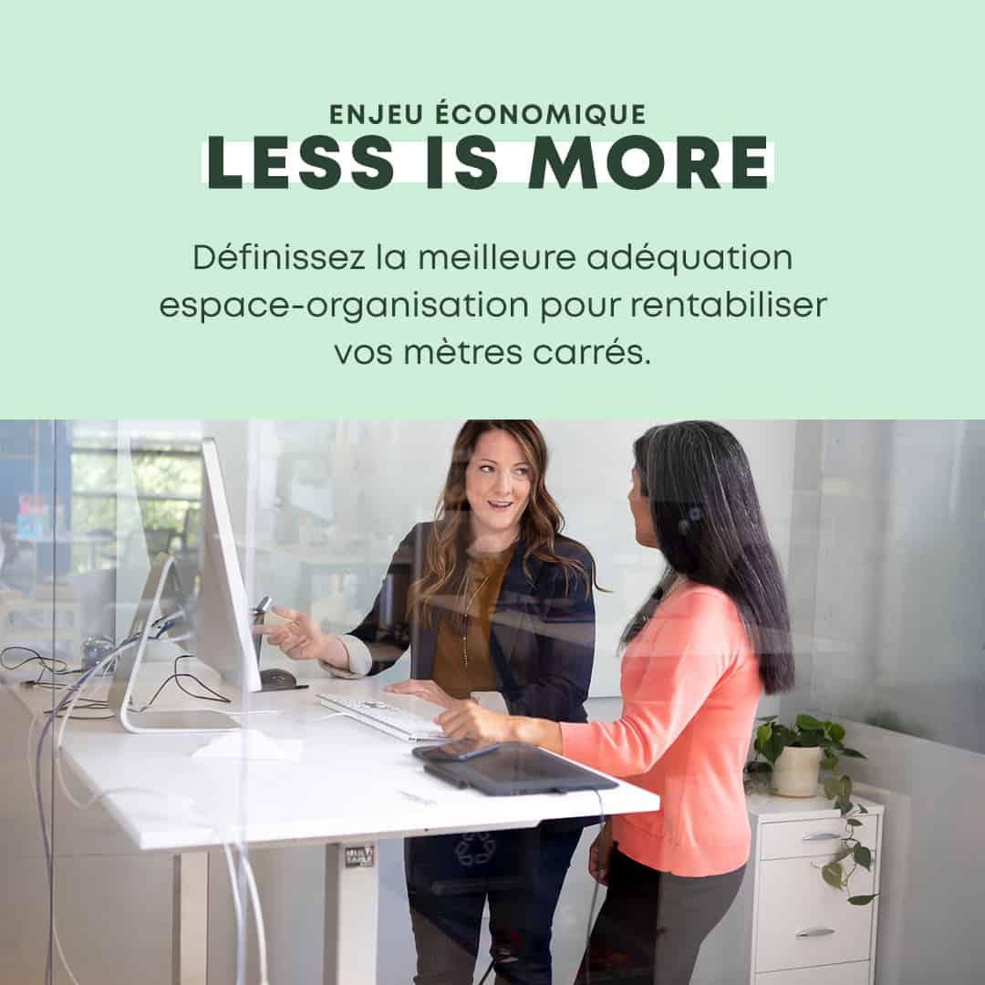 CDB I Optimiser ses espaces pour réduire les coûts immobiliers